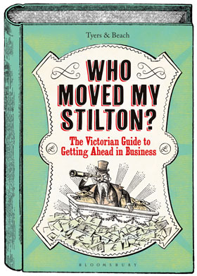 How did the Victorians get ahead in business?