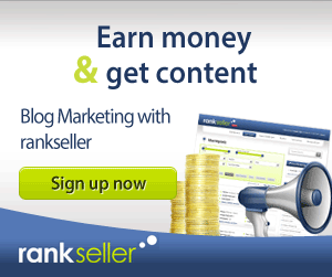 Helping Startups Earn Through Blogging, RankSeller