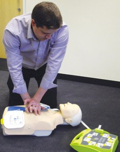 Should I install a defibrillator on my company premises?