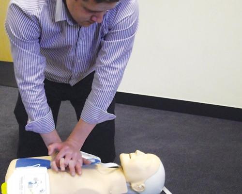 Should I install a defibrillator on my company premises?