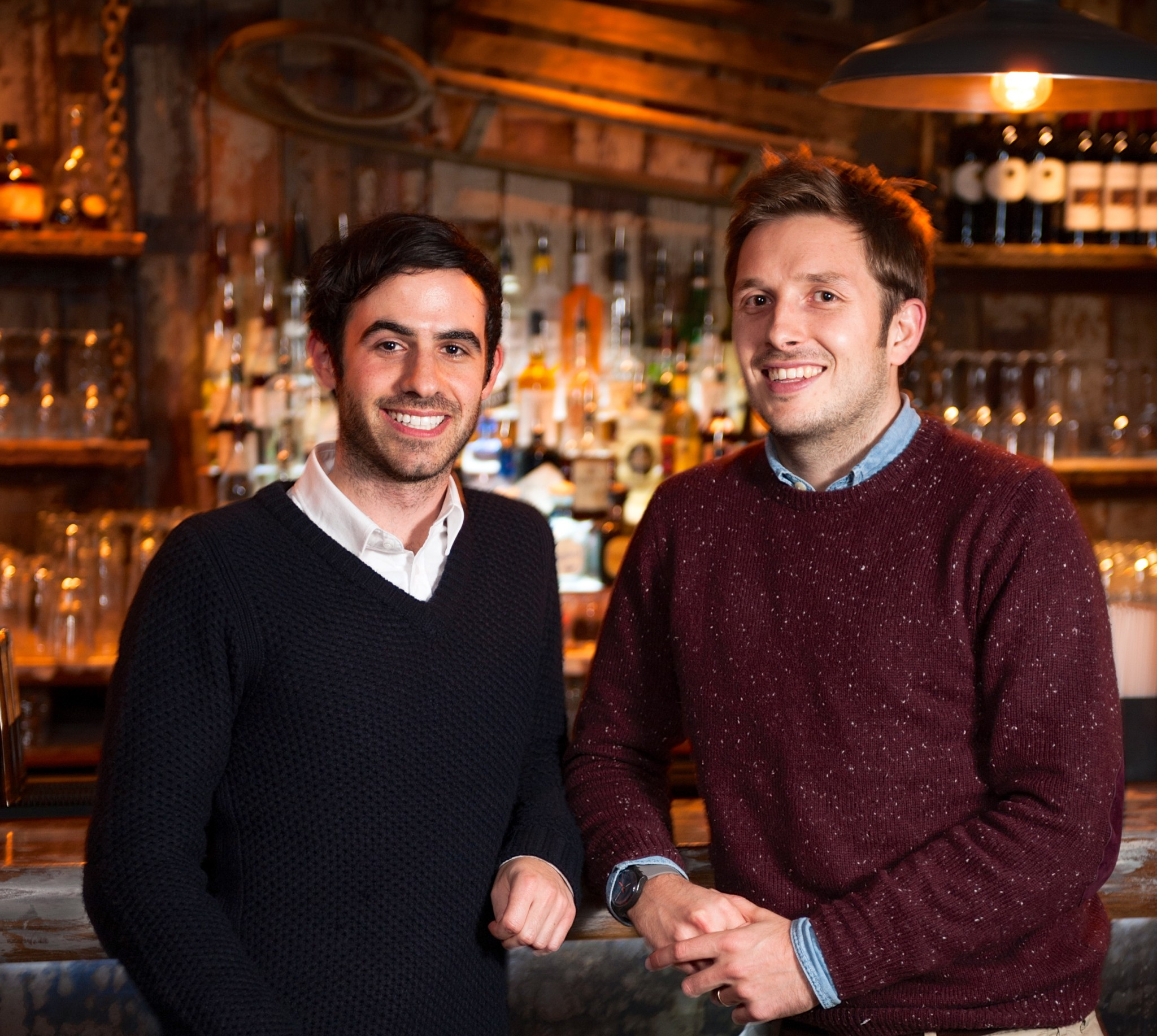 Interview with Nick Telson and Andrew Webster founders of Design My Night