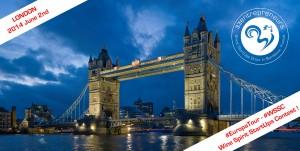 33entrepreneurs EuropaTour ready to disrupt the London Wine Fair
