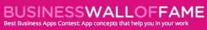 Business Wall of Fame Contest, with €30,000 up for grabs