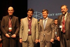 Teleskin wins Europe's biggest entrepreneur prize
