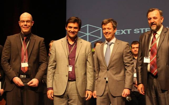 Teleskin wins Europe's biggest entrepreneur prize