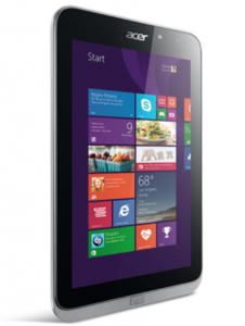 Acer introduces new windows 8.1 tablet – Sponsored post