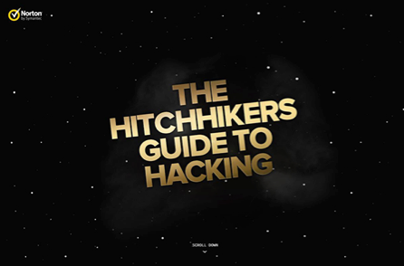 Hitchhiker's Guide to Hacking – Norton