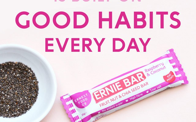 Niamh Hughes Founder of Ernest Foods talks about the healthy snack market