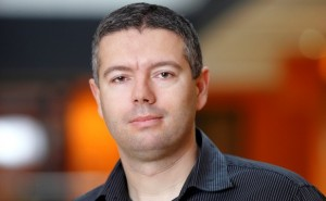 Slavy Slavov, CEO and Founder of Equafy