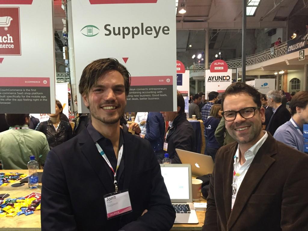 Jorrit Schaap founder of Suppleye talks to The Startup Magazine