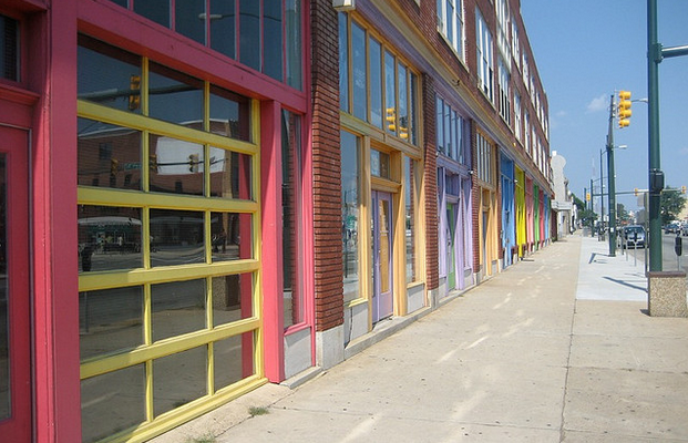 The Art of Retail Storefront Design