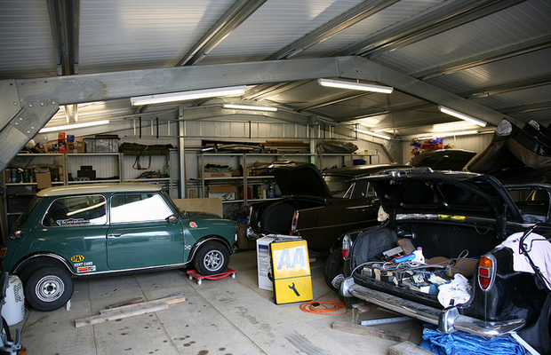 Starting A Garage Services Business? Read This First!
