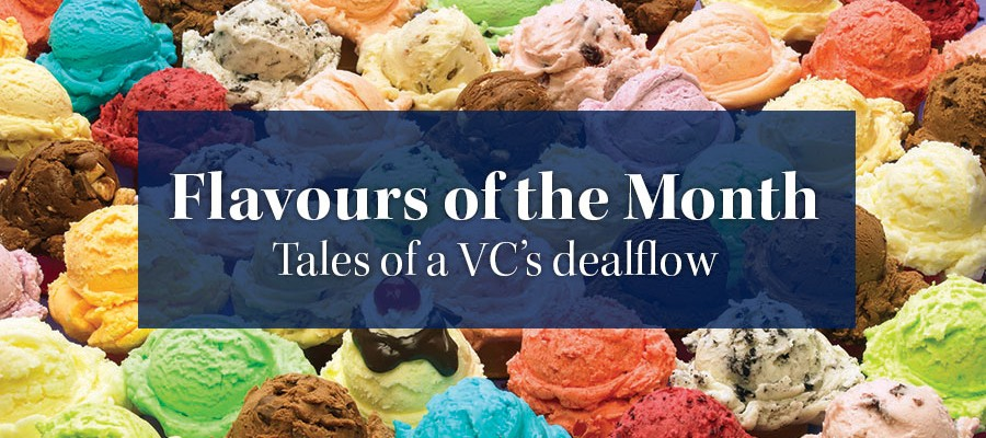 Tales of a VC dealflow