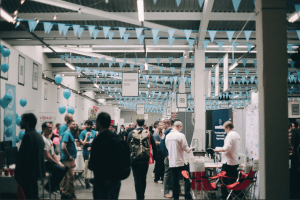 At Silicon Milkroundabout, Image source flickr