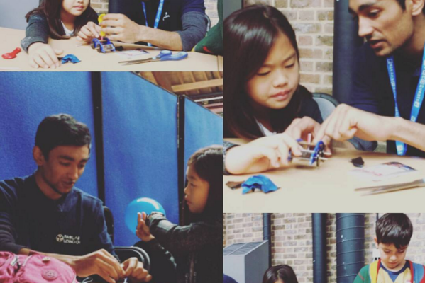 Empowering a generation of makers: makerspaces in the capital