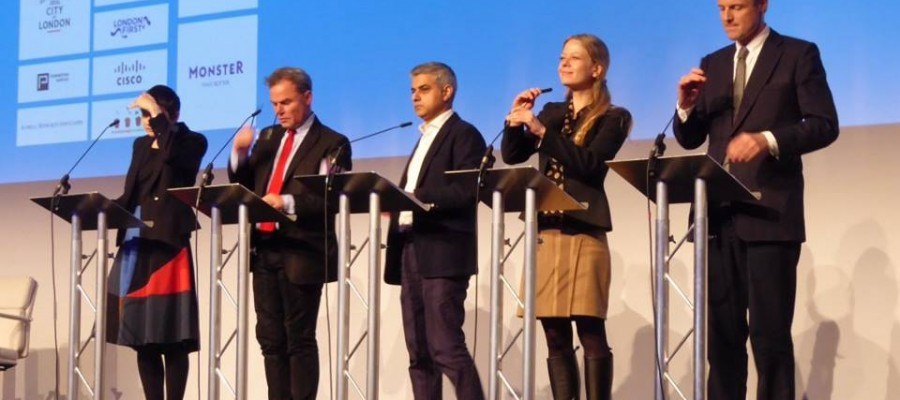 Mayoral candidates outline their (lack of) vision for London's digital future