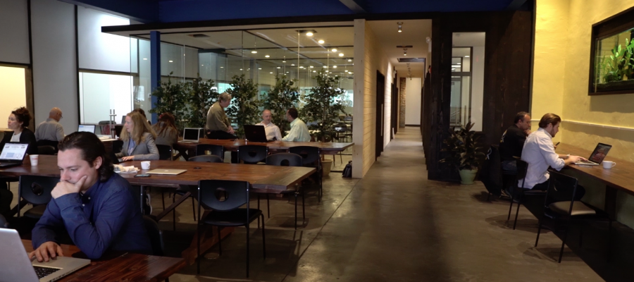 Bridgeworks — New co-working space in Long Beach, New York