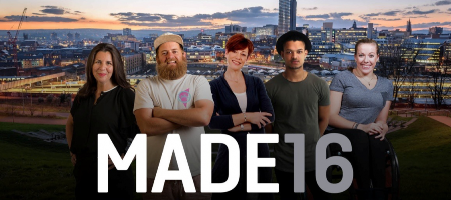 Pitch for six-figure sum investment LIVE at Sheffield's MADE16