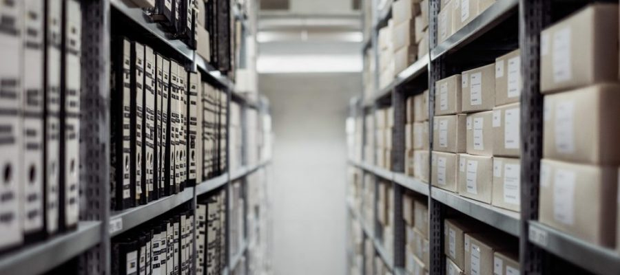 Tips for Confidential Business Document Storage