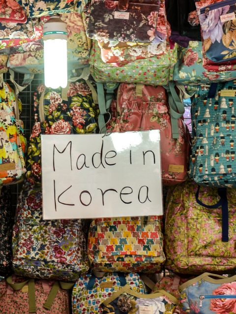 counterfeit products