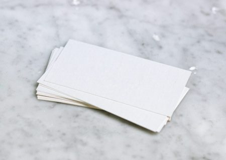What to Consider BEFORE Designing Your Business Cards