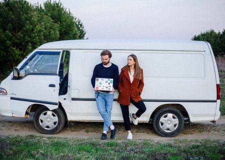 5 Factors to Consider When Leasing a Van with No Credit