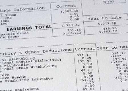 5 Big Reasons You Should Be Saving Your Pay Stubs
