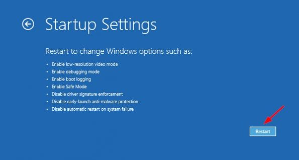 Change Windows Settings