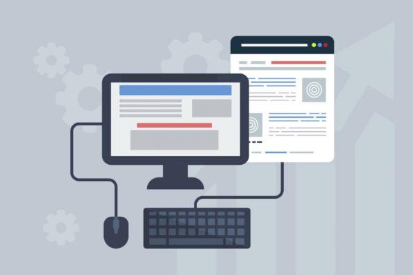 effective business website