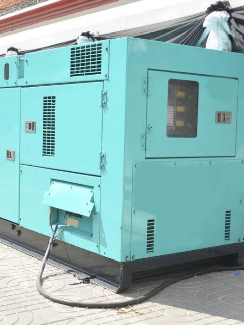 emergency backup generator