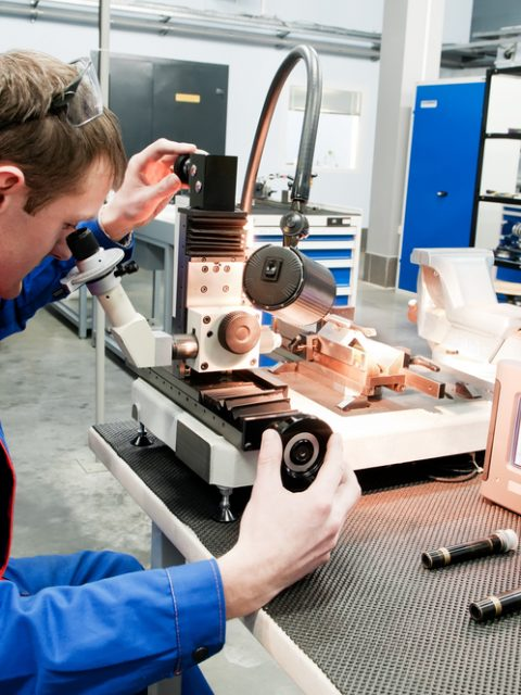 Metrology's Role in Manufacturing