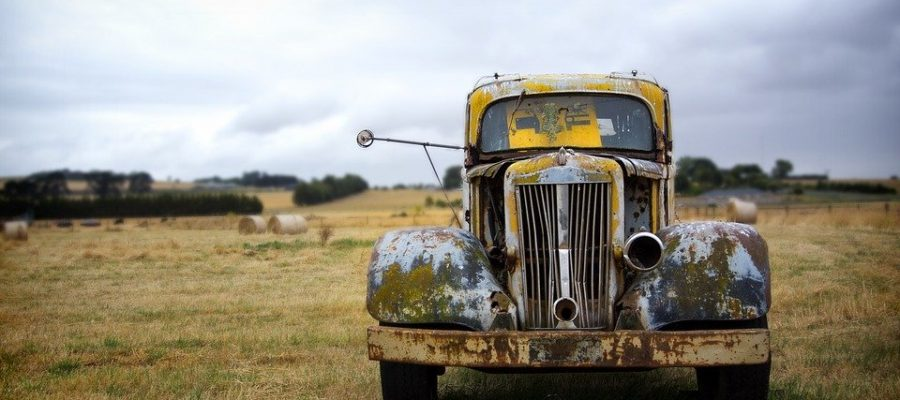 Repurposing an Old Truck into a Viable Business