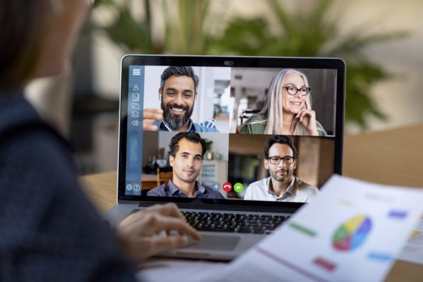 remote worker collaboration